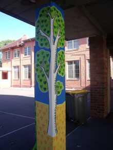 Column after 4