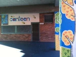 canteen sign 002