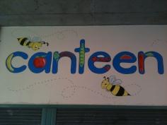 canteen sign 003